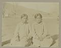 View Two School Girls 1900 digital asset number 1