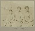 View Three School Girls 1900 digital asset number 1