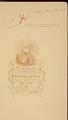 View Portrait of Ze-De-Ke Medicine Man, Wearing Blanket, Bead Necklace, and Leather Shoulder Bag 1882 digital asset number 0