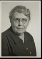 View Portrait (Front) of Frances Densmore, 03 OCT 1949 digital asset number 0