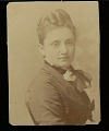View Portrait (Front) of Matilda Coxe Stevenson, undated digital asset number 0