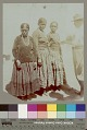 View Three young Navajo women and non-native man Copyright 14 OCT 1901 digital asset number 2