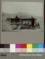 View Navajo Indians near entrance of Dine Tsose's hogan Copyright 18 OCT 1906 digital asset number 3