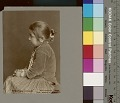 View Portrait of young girl Copyright 10 FEB 1906 digital asset number 1