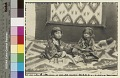 View Young boy and girl with blankets Copyright 29 SEP 1914 digital asset number 0