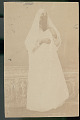 View Egyptian Woman Wearing Yashimar (Veil) and in Costume 1917 digital asset number 1
