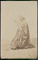 View Egyptian Man, Muslim in Prayer Position 1917 digital asset number 0