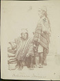 View Two Bolivian Gold Miners, in Costume 1899 digital asset number 1