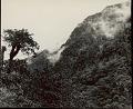 View View in Mountain Pass Toward Nyamjang Chu 1954 digital asset number 1