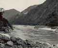 View Jhum (Slash and Burn) Fields Between Kopu and Gelling 1954 digital asset number 1