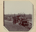 View Soldiers with Field Carriages 1904 digital asset number 1