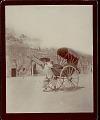 View Man in Costume, Pulling Jinriksha 1896 digital asset number 0