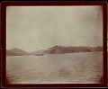 View View of Macao City and Island?; Junk in Harbor 1896 digital asset number 0