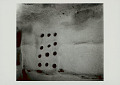 View Detail View of Holes (for Ventilation?) in Wall of Pole and Mud House 1965 digital asset number 0
