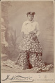 View Portrait of Young Woman Wearing Pau (Riding Costume) n.d digital asset number 0
