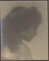 "View Portrait of young ""Italian-Hawaiian"" woman 1909 digital asset number 1"