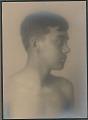 View Portrait of Hawaiian boy (profile) 1909 digital asset number 1