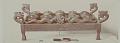 View 23905 Musical Instrument, Brass:Called Bonang Buroeng or Kromo:Serpentine Motif on Legs Baton, 2, Felt, Brass digital asset: 23905 Musical Instrument, Brass:Called Bonang Buroeng or Kromo:Serpentine Motif on Legs Baton, 2, Felt, Brass