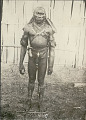View New Guinea Man in Costume and Wearing Ornaments 1891 digital asset number 1