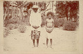 View Two Young Women Students Wearing Non-Native Costume n.d digital asset number 0