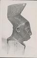 View Bust, Wood:Incised:Portrait n.d digital asset number 1