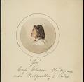 View Portrait (Profile) of Man Called Joe 1853 Painting digital asset number 0