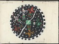 View Drawings of ceremonial dry paintings digital asset: Drawings of ceremonial dry paintings