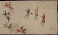 View Stephen Stubbs drawings of Kansa warfare and tipi camp, ca. 1882 digital asset number 2