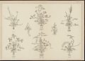 View Representations of Ceremonial Bouquets n.d. Photo-Lithograph digital asset number 1