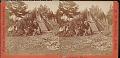 "View ""Paiute Indian camp"" digital asset number 3"