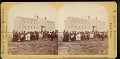 "View ""Government school for Indians, Pawnee Reservation"" digital asset number 0"