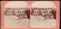 "View ""Group of Ogalallah Sioux at North Platte"" digital asset number 0"