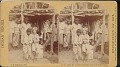 "View ""Albino boy and Zuni Indian boy, Zuni pueblos, New Mexico"" digital asset number 0"
