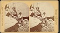 "View ""Navajo Indian squaw, and child, at their home in Canon de Chelle"" digital asset number 0"