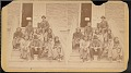 View Cheyenne prisoners on the Dodge City, Kansas courthouse steps digital asset number 0
