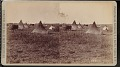 "View ""Sioux camp in suburbs of Yankton"" digital asset number 0"