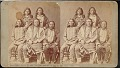 """View """"Ute chiefs Warency, Chavano, Ancatosh, Ouray, and Guerro"""" digital asset number 0"""