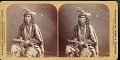 View Sioux man with war club digital asset number 0