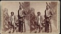 "View ""Winnebago warriors in full costume"" digital asset number 0"