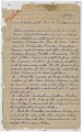 View MS 1359 Constitution of the Five Nation Indians Confederation digital asset: Constitution of the Five Nations Indians Confederation