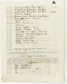 View MS 1827 Massachusetts or Natick vocabulary digital asset number 1