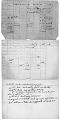 View MS 2748 Truman Michelson's Penobscot linguistic notes digital asset: Truman Michelson's Penobscot linguistic notes