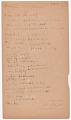 View MS 2797 Menominee linguistic notes and texts collected by Truman Michelson digital asset number 5