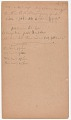 View MS 2797 Menominee linguistic notes and texts collected by Truman Michelson digital asset number 4