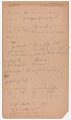 View MS 2797 Menominee linguistic notes and texts collected by Truman Michelson digital asset number 6