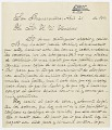 """View MS 3718 Letter enclosing """"Fourth of July, 1890"""" digital asset: Fourth of July, 1890"""