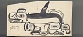 View MS 3987 Copies by James G. Swan of drawings by Haida Indians of mythological animals, some dated 1873 digital asset number 1