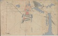 View Anonymous Lakota drawing of woman with parasol riding on horse digital asset: Anonymous Lakota drawing of woman with parasol riding on horse