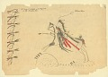 View Tracing of anonymous Cheyenne drawing digital asset: Tracing of anonymous Cheyenne drawing