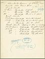 View MS 452 Grammatical notes on Cherokee verbs, nouns, and possessive pronouns digital asset: Grammatical notes on Cherokee verbs, nouns, and possessive pronouns